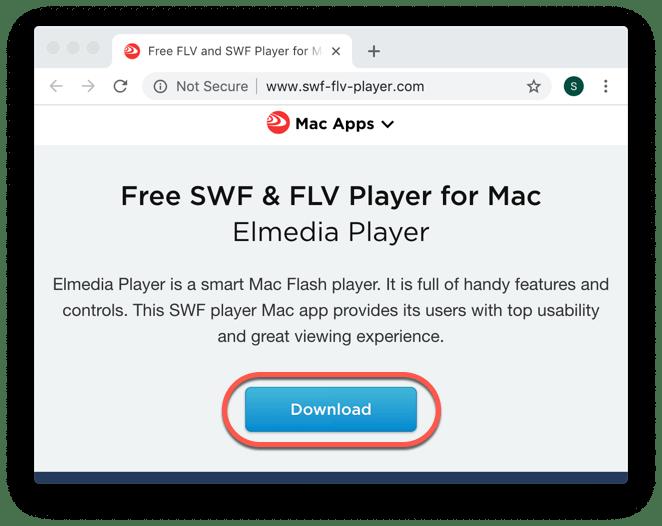 error loading swf file